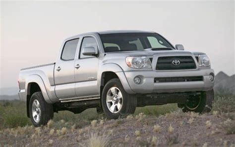 2005 Toyota Tacoma Prerunner Towing Capacity Used 2005 Toyota Tacoma Cab Pricing For Sale