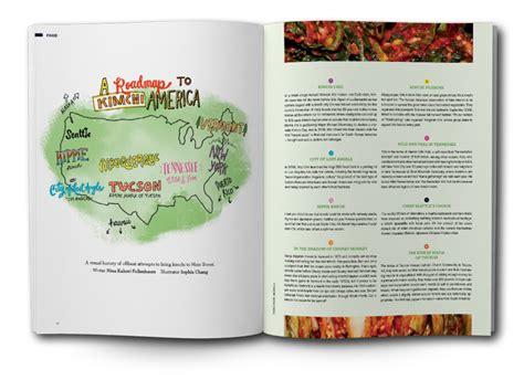 magazine layout hyphenation hyphen issue 25 swash design