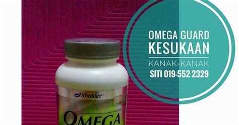 Minyak Ikan Produk K Link omega guard shaklee minyak ikan terbaik untuk perkembangan otak dan kesihatan si manja anda