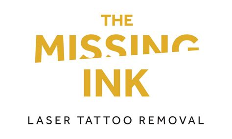 laser tattoo removal logo the missing ink laser tattoo removal private medical