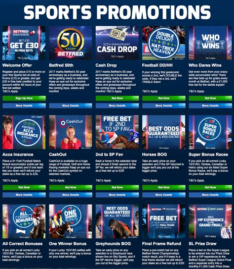 Best Sports Betting Bonuses Amp Free Bets Amp Promotions