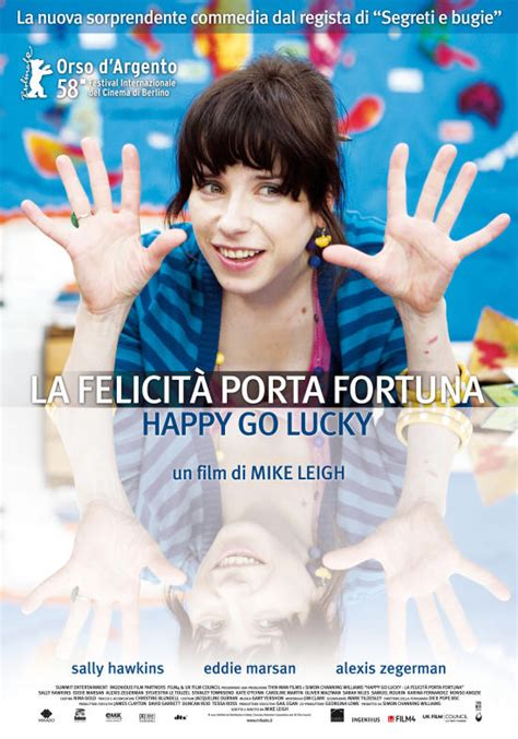 la felicit 224 porta fortuna happy go lucky 2008