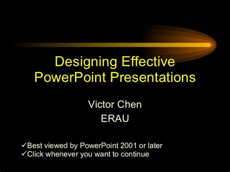 design effective powerpoint presentation designing effective power point presentations