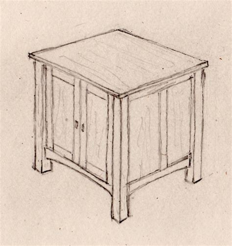 End Table Drawing Images Frompo World Market Drafting Table