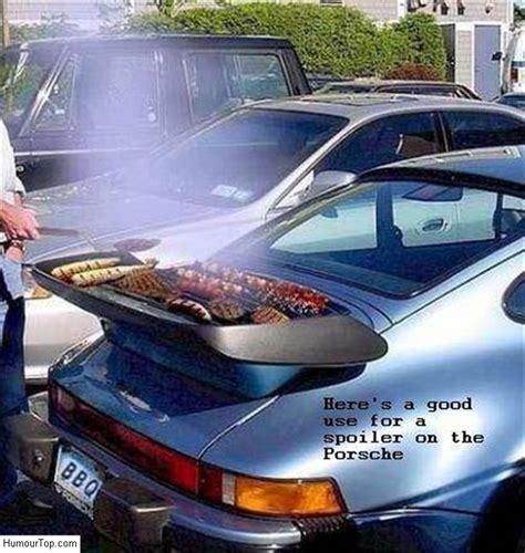 Porsche Witze by Photo Insolite Comique D Un Homme Qui Fait Cuire Des