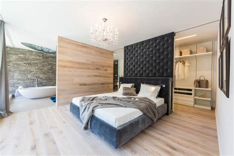schlafzimmer mit bad een badkamer in je slaapkamer praktisch 233 n mooi