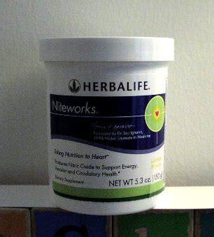 Niteworks Nitework Herballife Niteworks Herballife Herbal herbalife niteworks cardio supplement lemon 150g 5 3oz 2010