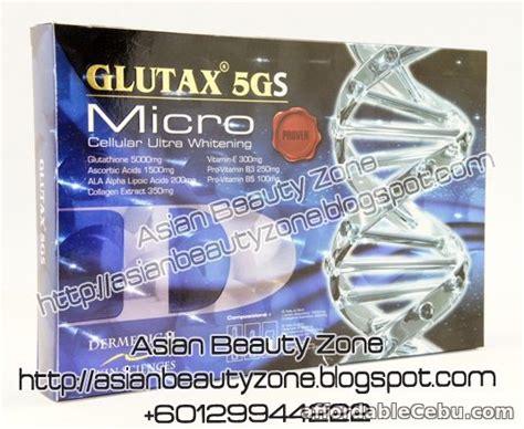 Suntikan Glutax glutax 5gs whitening injection for sale alcantara cebu