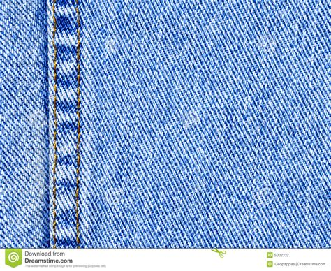Blue Denim denim blue material stock photo image of stitches