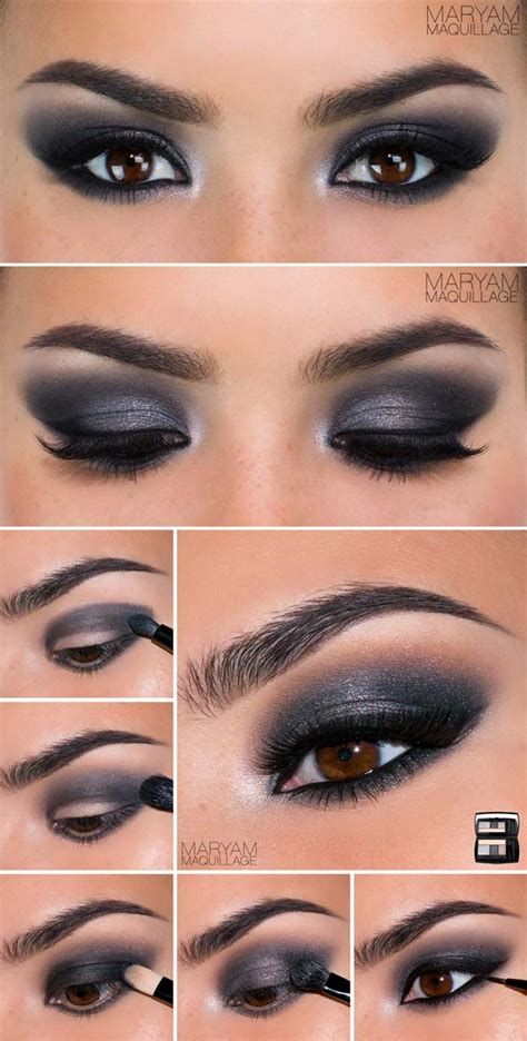 makeup tutorial creating the classic natural eye 30 wedding makeup for brown eyes the goddess