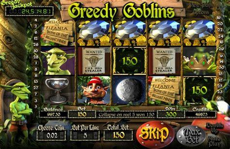 goblins looking greedy jpg жадные гоблины greedy goblins обзор игрового автомата