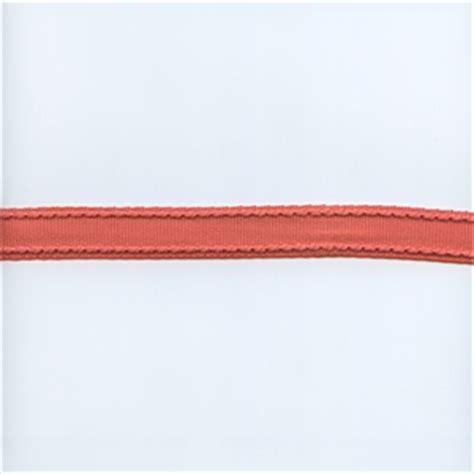 upholstery trim tape ca520 15 coral orange tape trim 35995 buyfabrics com
