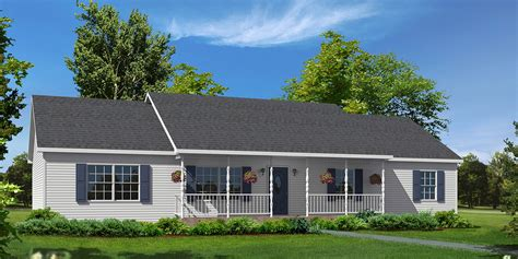 ranch style home mill brook ranch style modular homes