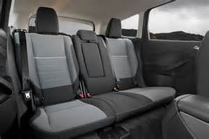 2014 ford escape se rear interior photo 11