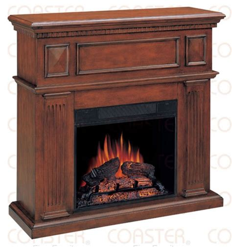 Decorative Electric Fireplace by Decorative Electric Fireplace Wall Mantel In Mahogany