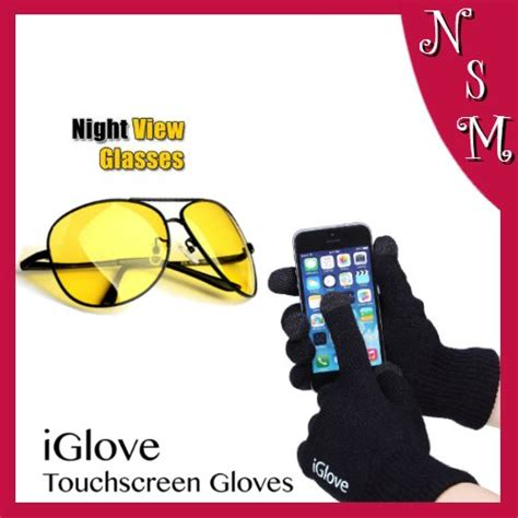 Jual Iglove Touch Gloves For Smartphones Tablet Aksesoris Motor Sa 1 jual beli promo sarung tangan iglove touch gloves free