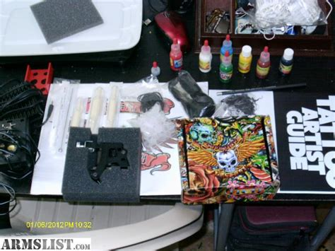 superior tattoo supplies armslist for sale trade never used superior kit