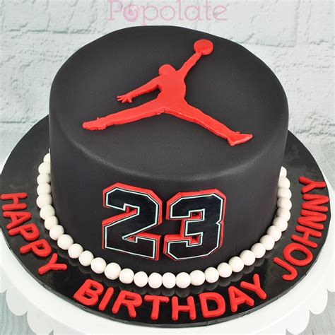 Edible Cake Decorations For Baby Shower Michael Jordan Cupcakes