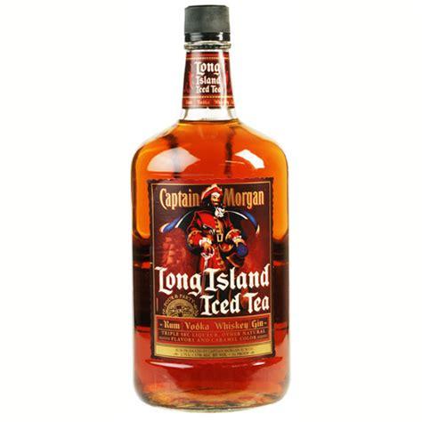 captain island tea captain island iced tea ready to drink 1 75l