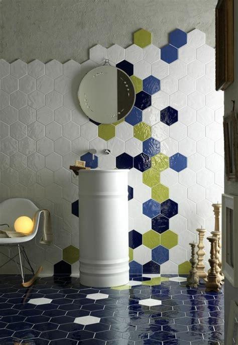 le carrelage hexagonal une tendance qui fait son grand