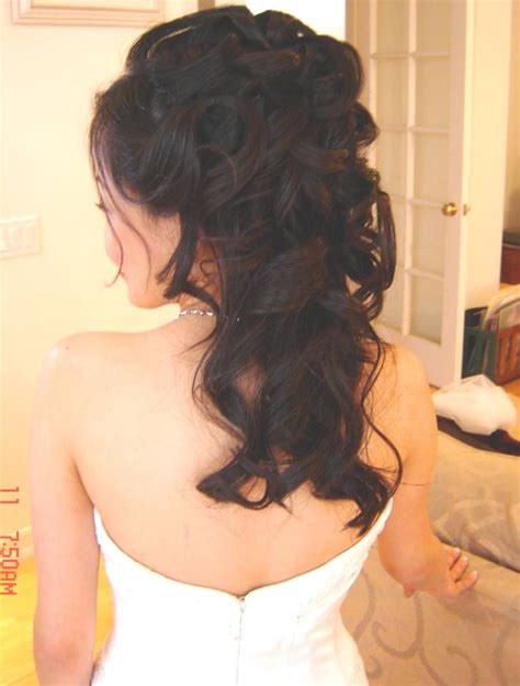 Wedding Hair Half Up Half by Half Up Half Wedding Hairstyles Beautiful Hairstyles