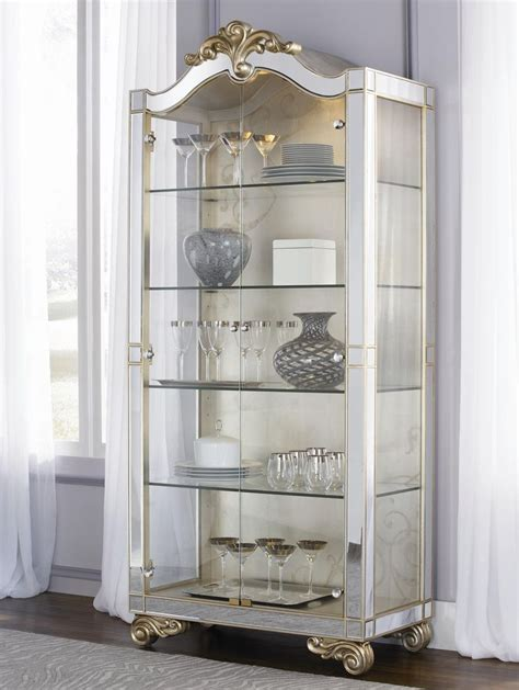 curio display cabinets dining room furniture 25 best lladro display images on pinterest cabinets