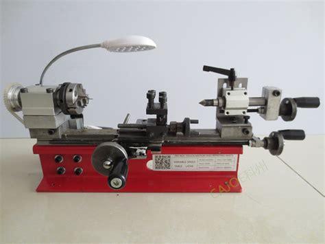 Small Home Lathe The Micro Mini Desktop Small Lathes Diy Craft Scientific
