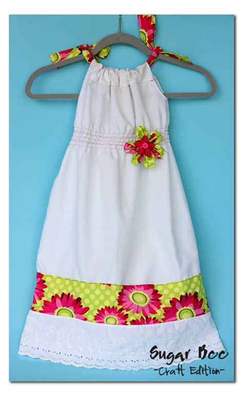 pillowcase dress pattern youtube shirred pillowcase dress tutorial from sugar bee crafts