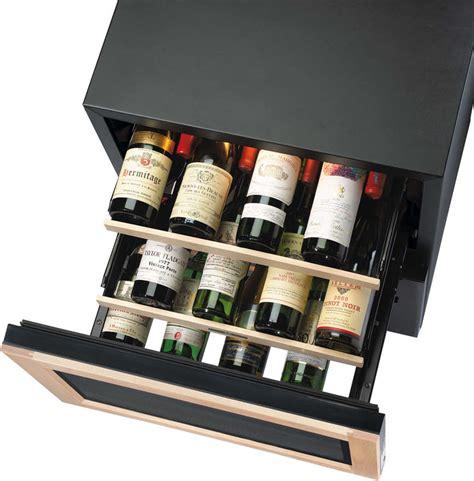 U Line 2275DWRW 24 Inch Built in Wine Storage Drawers with