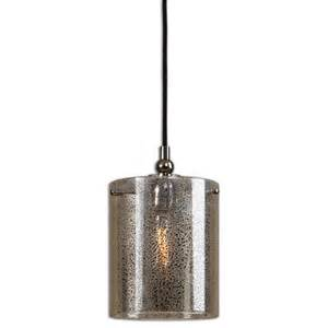 uttermost pendant lighting uttermost mariano 1 light mini pendant reviews wayfair