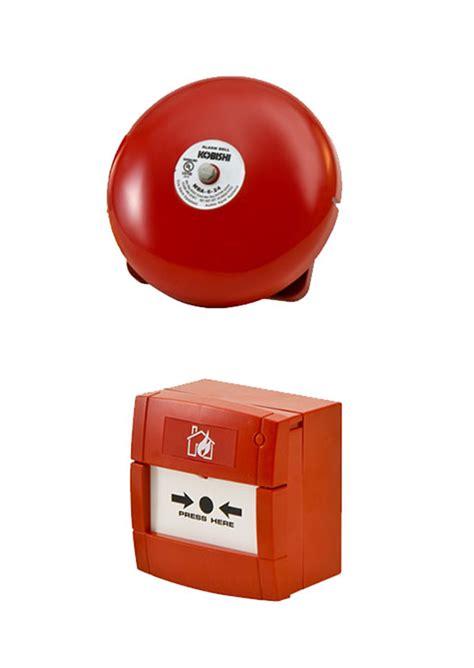 fire alarm system singapore smoke  heat detector