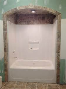bathtub tile like the idea of tile around and above