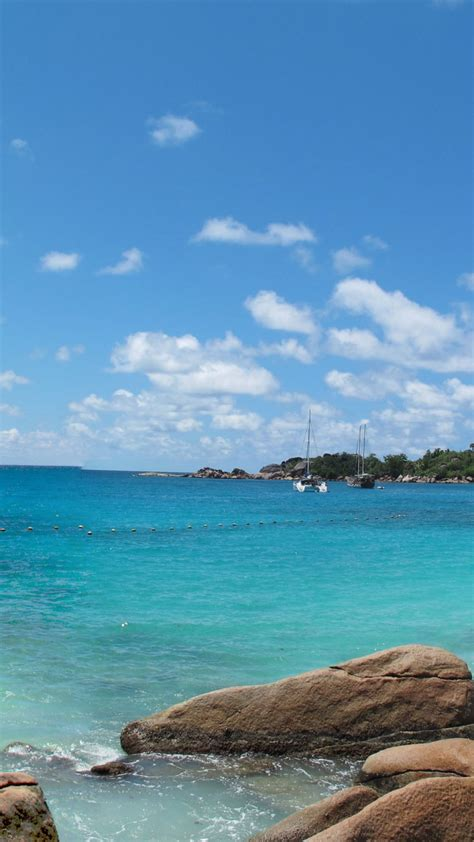 wallpaper anse lazio praslin island seychelles best