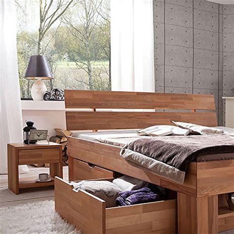 futonbett aus holz futonbett sofie 140 x 200 cm holz bett aus buche massiv