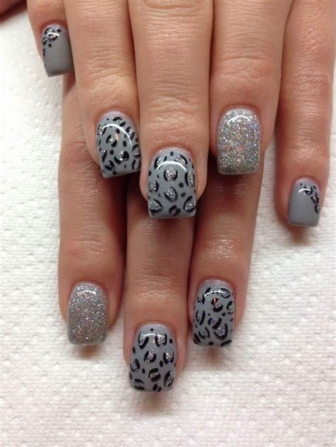 pattern gel nails gel nail designs for summer 2014 nailin it