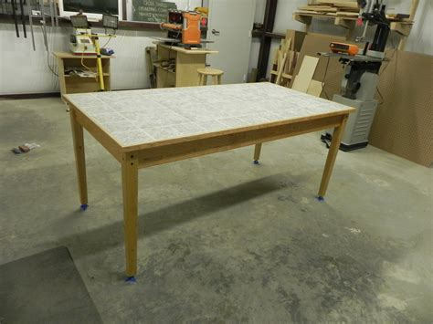 Tile Dining Table Dining Tables Interesting Tile Top Dining Table Design Ideas Tile Top Dining Table