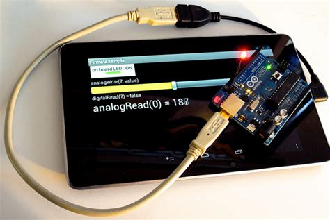 arduino android arduinofirmata on android