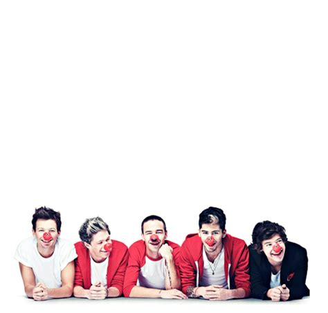 one direction red nose day one direction red nose day by translationlove on deviantart