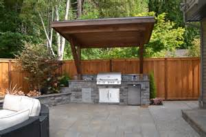 Bbq Patio by Outdoor Barbeque Designs Patio Contemporary With 3 Form