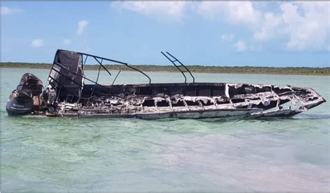 boating accident exuma bahamas one dies ten injured in boat explosion the bahama