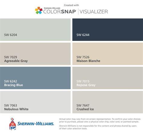 sherwin williams sea salt coordinating colors best 25 sherwin williams sea salt ideas on