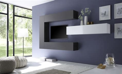 soggiorno grigio soggiorno moderno l 278 cm bianco laccato lucido e grigio