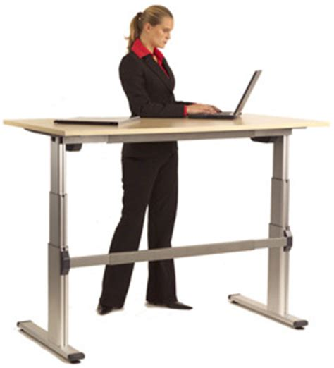 Affordable Sit Stand Desk Back In Sit Stand Desks Back In