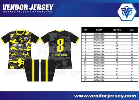 desain kerah lubang leher pembuatan baju futsal vendor pembuatan baju futsal printing motif desain doreng army