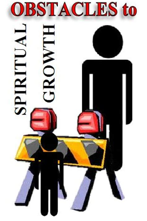 christians  obstacles  spiritual growth  overview