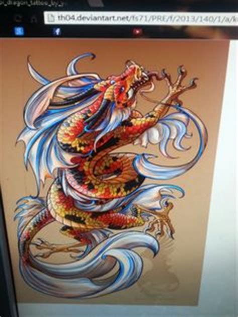 tattoo koi fish turning into dragon 1000 images about tattoos on pinterest koi dragon and sun