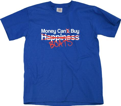 funny boat shirts happiness money can buy boats youth unisex t shirt