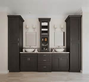 newport espresso ready to assemble bathroom vanities