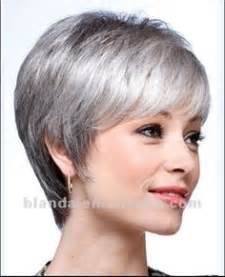front and back pictures of hairstyles for gray hair 1000 images about cute hair on pinterest gray hair