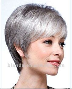 salt and pepper pixie cut human hair wigs 1000 images about hair styles on pinterest short grey